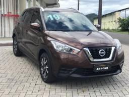 Nissan - Kicks S 1.6 16V Flex 5p