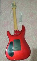 Guitarra mg 230 + capa acolchoada