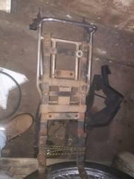 Suporte de carregar escada