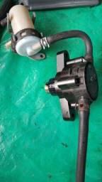 Bomba de Baixa pressão Motor 150 HP Suzuki 04 tempos
