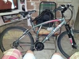 Título do anúncio: Bicicleta huston toda no rolamento