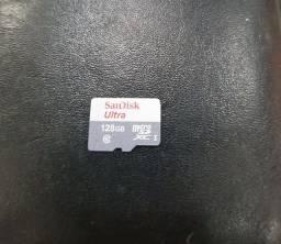 Cartão Micro Sd SanDisk