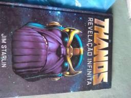 Revista do Thanos Marvel