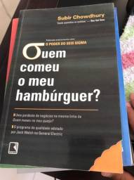 Quem Comeu o meu Hamburguer ?