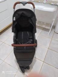 Vende-se Carrinho ABC Design + banheira Por R$ 500 Reais pra vim buscar.