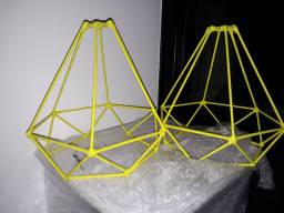 Luminárias  artesanais>