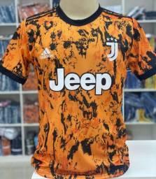 Camisa de Time de Futebol Juventus