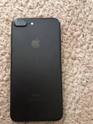iPhone 7 Plus de 128 gigas pego Android com volta
