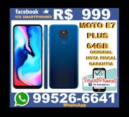 Motorola Moto E7 Plus 64gb 4gb bateria 5000