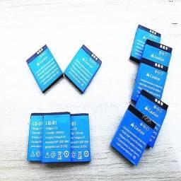 Bateria Para Smartwatch DZ09, A1, GT08 E V8