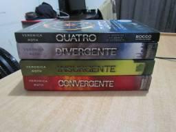 Box Divergente ( 4 livros ) - Ótimo estado