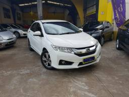 Honda City 1.5 EXL 16v 4P Automático