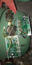Amplificador de Máquina de música