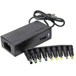 Carregador Universal para Notebook e Eletrônicos