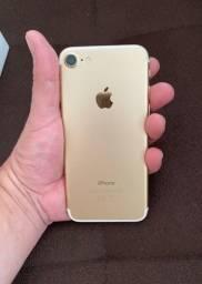 IPHONE 7 gold de 128GB ZERADO