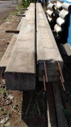 Pilar de concreto