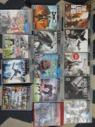 Jogos de Playstation 3 (originais)