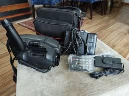 Câmera VHS JVC