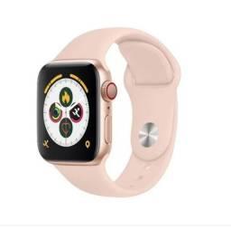 Relógio Inteligente X7 Versão Atualizada Recebe Faz Chamadas Rosa