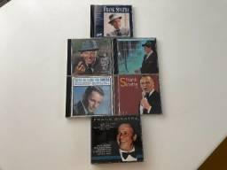 Coleção Cds Frank Sinatra !!