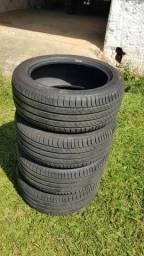 Conjunto 4 Pneus Michelin Primacy 4 225/45 R17