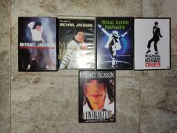Vende-se DVD Michael Jackson