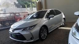 Vende-se Corolla XEI  2020 Prata
