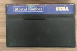 Fita Mortal Kombat -Master System ( Tec Toy Original)