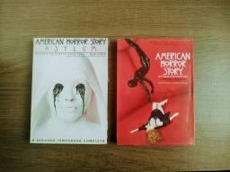 Box Dvd American Horror Story 1 e 2