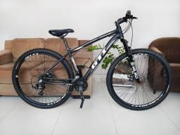 Bike Aro 29 Kit Shimano Tourney MTB 21 Marchas. Impecável! Não aceito trocas