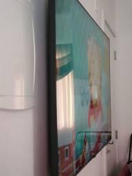 Tv sansugue nova único dono 4 mes uso na garantia smart  cristal