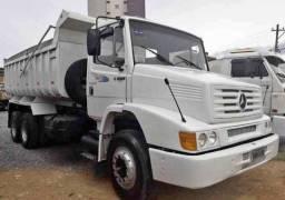 Caminhão Caçamba MB1620 6X2