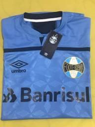 Camisa do Grêmio 21 Celeste no tamanho 4GG