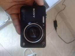 Câmera digital Cybershot 3d