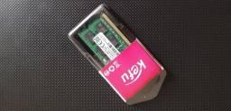 Memória RAM DDR3L 4GB NOTEBOOK