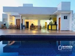 Belíssima Casa no Condomínio Ipanema - Marilena PR