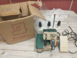 Máquina de costura Overloque portatio, nunca usada ,na caixa .só precisa de lubrificação