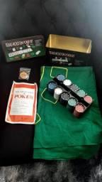 Jogo de Poker Texas Hold