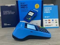 Título do anúncio: Maquininha de Cartão que Imprime comprovante - Point Pro 2