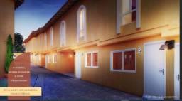 Casa nova c/ vaga,pátio, infra prox ao Menino Deus apenas 168 mil,ac fin e fgts