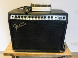 Amplificador Fender Roc Pro 1000 com footswitch