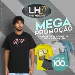 Camisetas na promoção!!
