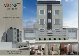 Apartamento à venda com 2 dormitórios em Santa terezinha, Belo horizonte cod:20898