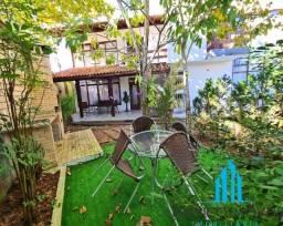 Casa Duplex em Condomínio 4 Quartos com acesso exclusivo a orla da praia- Enseada Azul