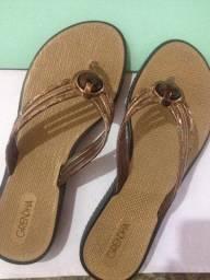 Kit vestido + sandália