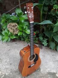 Violão elétrico Hondo Guitars H 18 - E