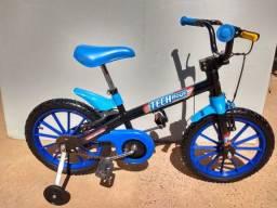 Bicicleta infantil aro 16 ( TECH Bois )