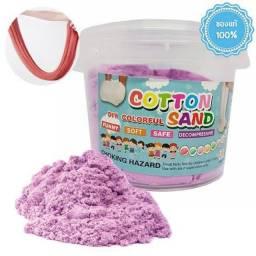 Areia Mágica Massinha de Modelar Sand Brinquedo Natural