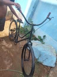 Bicicleta filé aro 26