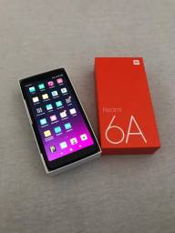 Smartphone Xiaomi Redmi 6A 16gb 2gb RAM Preto Dual SIM